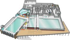 Gallery of Indoor Swimming Pool for Sundbyberg / Urban Design - 26