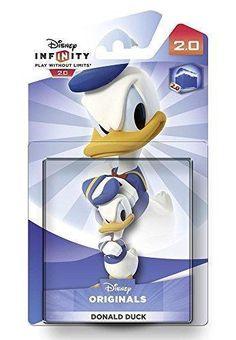 Oferta: 5.96€ Dto: -54%. Comprar Ofertas de Disney Infinity 2.0 - Figura Pato Donald barato. ¡Mira las ofertas!