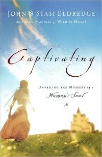 """Captivating was a life changing book.  A must read if you are a lady, or if you are married to a lady.  """"Unveiling the mysteries of a woman's soul"""""""