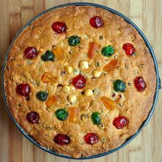 Individual Spiced Fruitcakes | Recipe | Wake And Bake, Candied Fruit ...