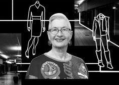 Who Am I Wearing? -- Fashion adventures, and misadventures, while living with dementia. By Gerda Saunders