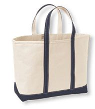 The Classic - L.L.Bean Boat and Tote Bag - Made in Maine