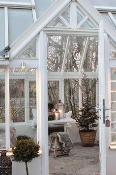 V I N T E R Visar lite bilder från Växthuset mjukt...