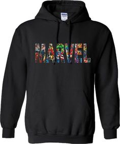 Buy Marvel Comics Characters Hoodie SN This hoodie is Made To Order, one by one printed so we can control the quality. We use newest DTG Technology to print on to Marvel Comics Characters Hoodie SN Marvel Hoodies, Marvel Sweatshirt, Marvel Shirt, Spiderman Hoodie, Moda Marvel, Marvel Comics, Marvel Avengers, Marvel Fashion, Geek Fashion