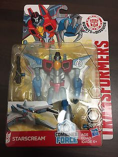 Transformers robots in #disguise #deluxe combiner #force starscream new,  View more on the LINK: http://www.zeppy.io/product/gb/2/152393378781/