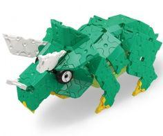 LaQ Dinosaur World - Triceratops