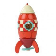 +18 mesos KIT Cohete magnético   JANOD   Juguete EurekaKids 15€