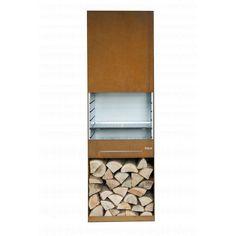 Agrandir l\'image de Barbecue contemporain Impexfire pierre AV15M ...
