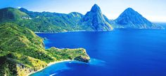 St. Lucia one of my favorite places