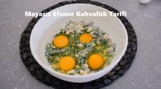 Mayasız Efsane Kahvaltılık Tarifi | Renkli Hobi Iftar, Eggs, Breakfast, Food, Omlet, Pilates, Drawing, Crafts, Get Skinny