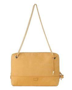 Claudia Yellow Bag