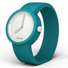 Classic Watch Water Blue