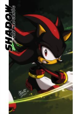 Shadow the Hedgehog. Mine! Mine! Mine!!!!!!!!!!!!!!