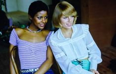 41 Glamour Rico Puhlmann Photos and Premium High Res Pictures - Getty Images Stock Pictures, Stock Photos, Patti Hansen, Glamour Magazine, Model Look, Cotton Blouses, Image Collection, Ruffle Blouse, 1970s