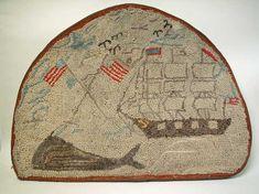 "Rafael Osona Auctions Nantucket, MA ""Patriotic Whaling"" Lynne Kossarek, 2015"