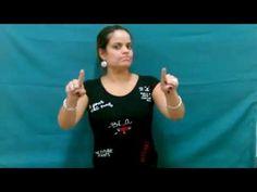 Lengua de Señas - Instituto de Idiomas: Nivel 3: Acciones III Videos, Sign Language