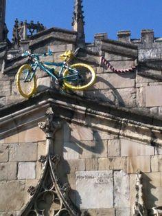 Tour de Yorkshire 2015 Beverley St.Mary's Church