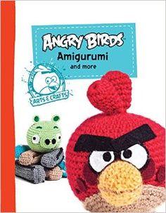Angry Birds Amigurumi #crochet book