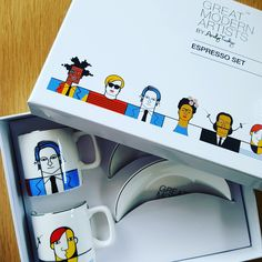 Great Modern Artists Merchandise on Behance Modern Artists, Packaging Design, Cool Designs, Behance, Cool Stuff, Gallery, Projects, Design Products, Check