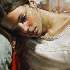 Diego Dayer, painting detail