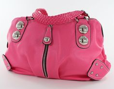 Dairy's Pink Bubble Gum Hobo : Discount Purses and Handbags, My Hollywood Closet