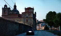 Dos importantes monumentos de Monforte de Lemos - Galicia