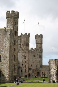 Caernarfon Castle. It was never completely finished, but when it reached its furthest point of completion in 1330 it had cost 25,000 pounds. rjp f04