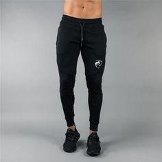 2018 Trousers Male Joggers Jogging Pants Men Bodybuilding Fitness Sweatpants Jogger Gym Training Sport Pants Mens Running Pants Suitable For Men Women And Children