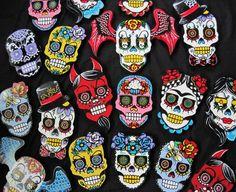 skulls, skulls, skulls