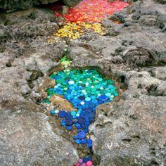 public art rainbow