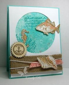 Life's a Beach - By the Tide by cindybstampin - Cards and Paper Crafts at Splitcoaststampers