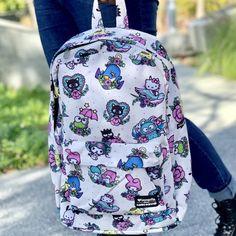 Hello Kitty Anime Cartoon Bag School Sanrio Friends Party Small Backpack