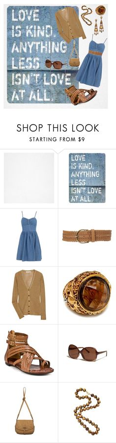 """""""The L Word"""" by sophisticated106 ❤ liked on Polyvore featuring Crate and Barrel, Dorothy Perkins, Dickins & Jones, Vanessa Bruno, Fantasy Jewelry Box, Dolce Vita, Nica, Kenneth Jay Lane, Chandelier and sundress"""