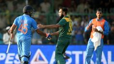 India vs South Africa 2015: 2nd ODI series  The Indian team is aiming to shake off the second ODI series against South Africa today.. Read More: http://kridangan.com/live-football-score-match-updates/