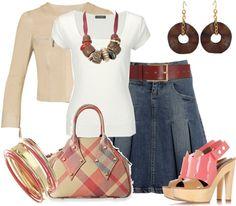 Outfits de Moda ...Me Tomo Cinco Minutos: CASUAL