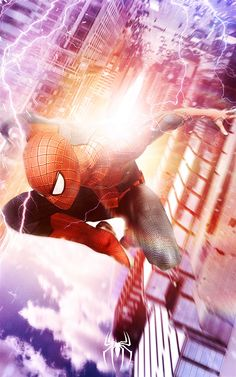 Who am I? I'm Spider-Man!