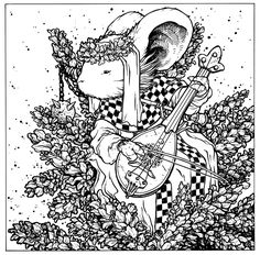Image result for mouse guard coloring pages