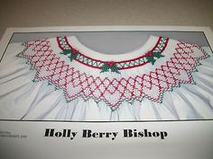 NEW SMOCKING PLATE CHILDRENS SEWING PATTERN BOUTIQUE
