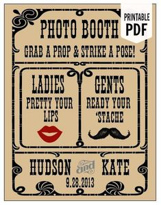 Custom Photo Booth Sign Photo Booth Prop by LittleRetreats on Etsy Outdoor Wedding Reception, Outdoor Wedding Decorations, Decor Wedding, Wedding Ideas, Wedding Inspiration, Prom Ideas, Reception Ideas, Wedding Stuff, Photo Booth Backdrop