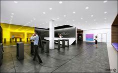 Проект интерьера ИТ офиса | Дизайн интерьера квартир, домов, ресторанов, офисов - Архитектурное бюро мастерская Yunakov home