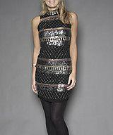 Sequin sheath dress - Suzy Shier