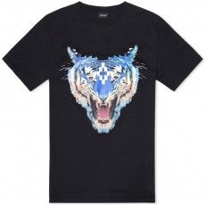 Marcelo Burlon Tiger Tee (Black)