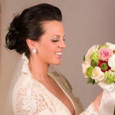 Bridal Hair - Pompadour