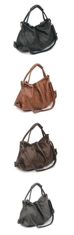 PU Leather Design Shoulder Bag    dresslily.com