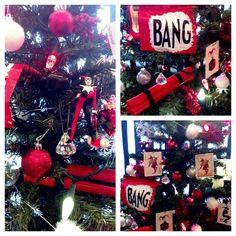 Harley Quinn tree! :)