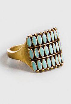 A Peace Treaty Shu Pinky Ring