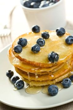 Fluffy Organic Pancakes  I love pancakes but needed a healthier pancake recipe that was delicious so I brought out my cook books and went cr...