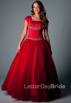 1000  images about Modest Prom Dresses on Pinterest - Modest ...