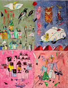 I vår webbshop, säljer vi Madeleine Pyk och ett stort antal av andra framträdande nordiska konstnärer som Galleri Bergman Karlstad representerar Galleri GBK