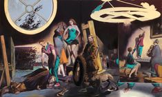 Image result for neo rauch
